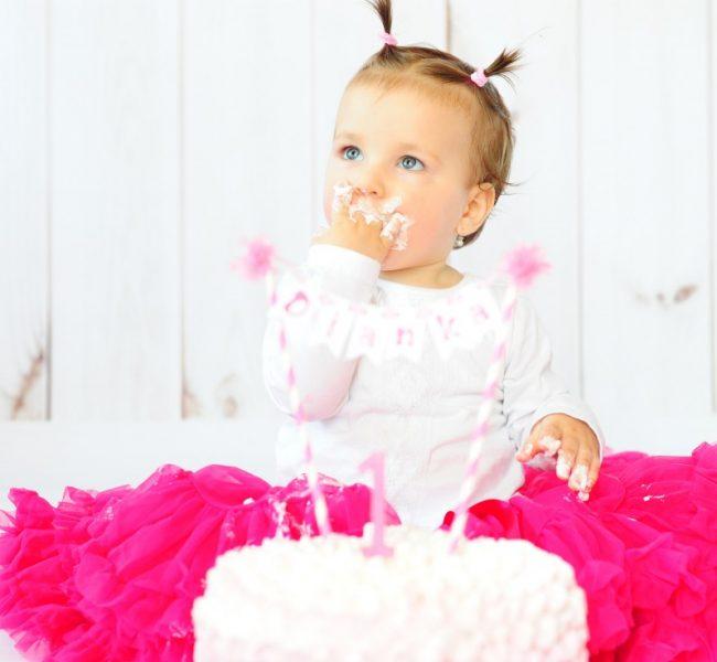 Detská fotografia - oslavujeme 1.rôčik